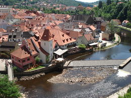 Medieval town , Carol S - June 2011