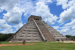 Arriving to Chichen Itza at around noon. , nguyendinhchuong1188 - August 2015