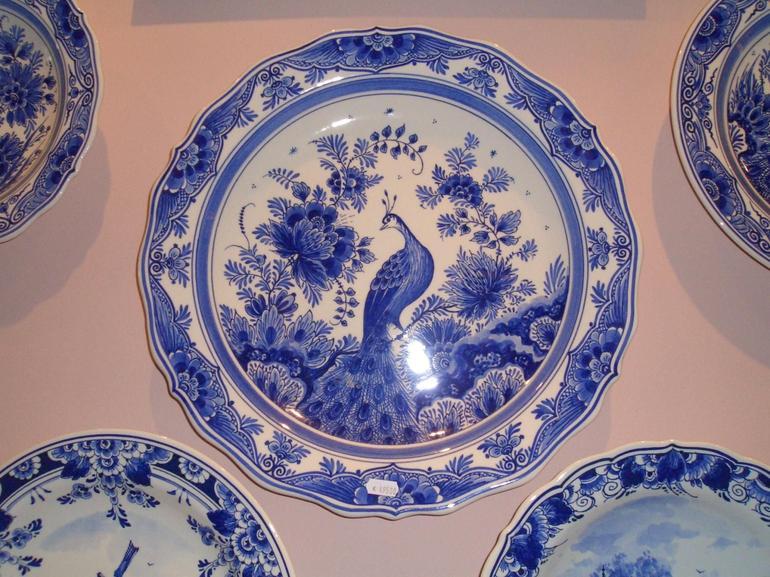 Delft Pottery - Amsterdam