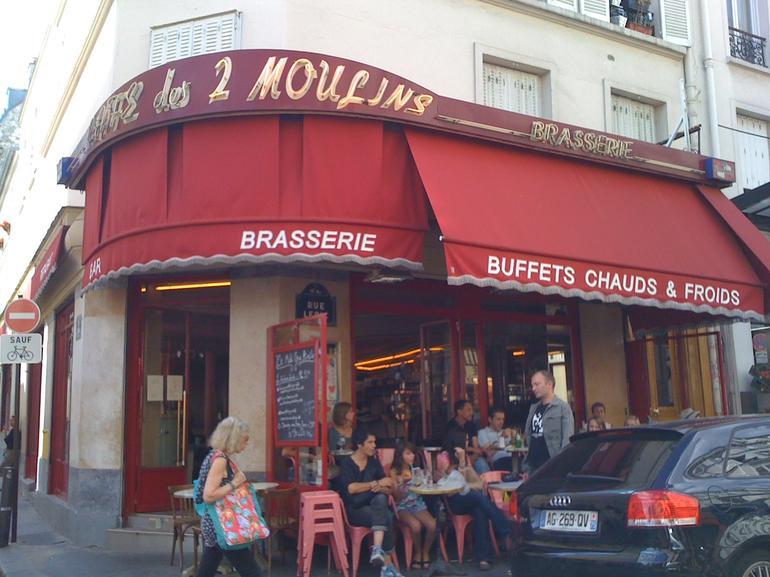 Deux Moulin - Paris