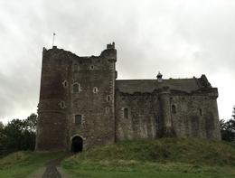 Was shocked that the roof was still there! Removed by CGI in the Outlander Series. , Taryn - September 2016