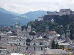 Salzburg Hop-On Hop-Off Bus Tour, Kirsty M - August 2016