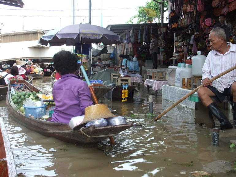 Floating Market - Bangkok
