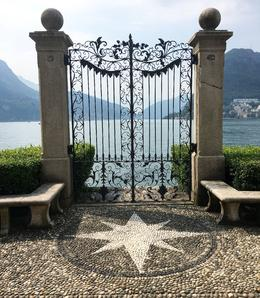 This is in the park in Lugano, the famous Gates to Heaven I had been waiting a whole year to see. Worth the wait. What a view. , Michelle R - September 2016