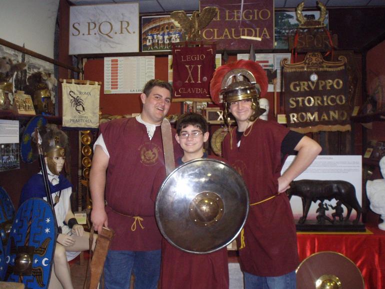 Gladiator School, Rome - Rome
