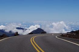 The road at 10,000 ft above sea level , Barbara J K - July 2016