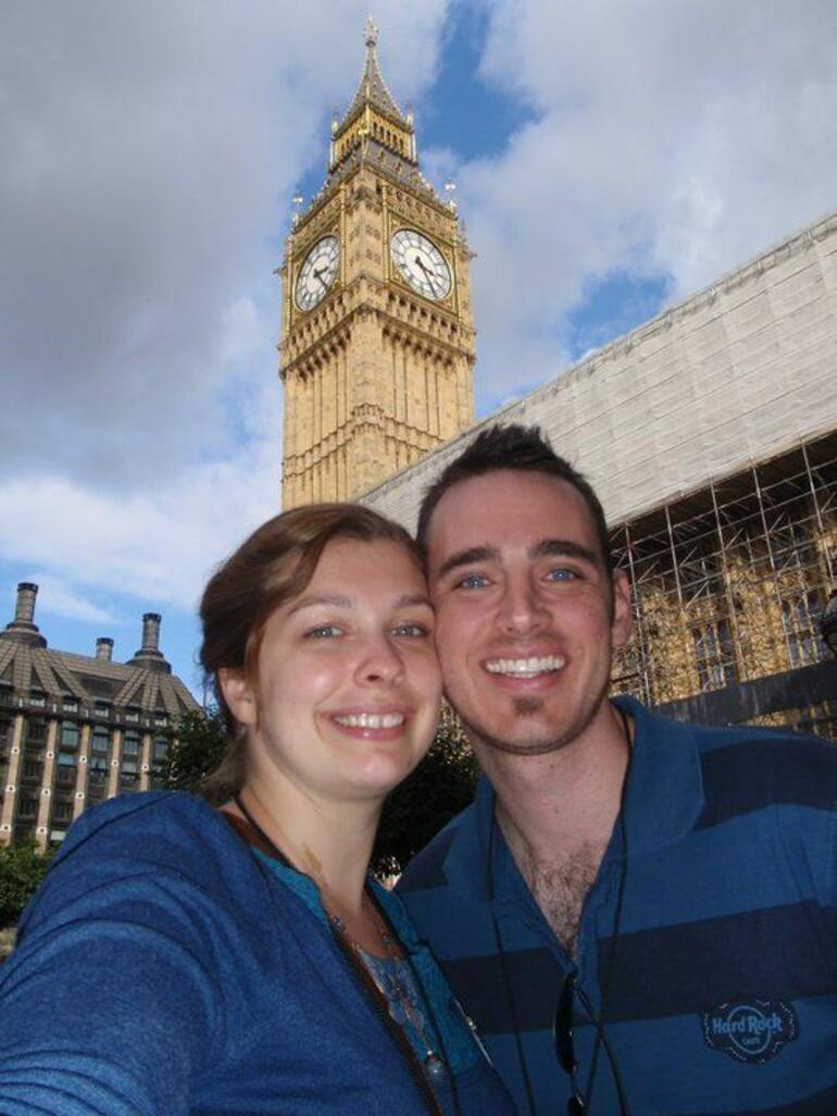 Houses of Parliament and Big Ben -