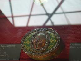 One of the many beautiful artefacts in the louvre, Andrew R - August 2010