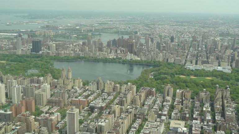 Lago Jackie Onassis - New York City