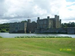 The side of Leeds Castle, Christopher M - July 2009