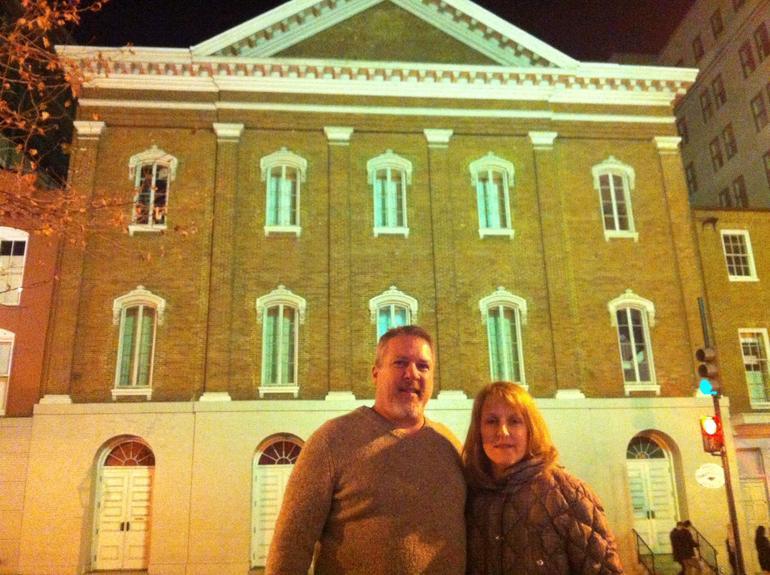 Lincoln Assassination Walking Tour in Washington DC - Washington DC