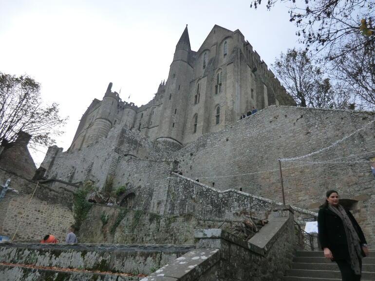 Mont St Michel - Paris