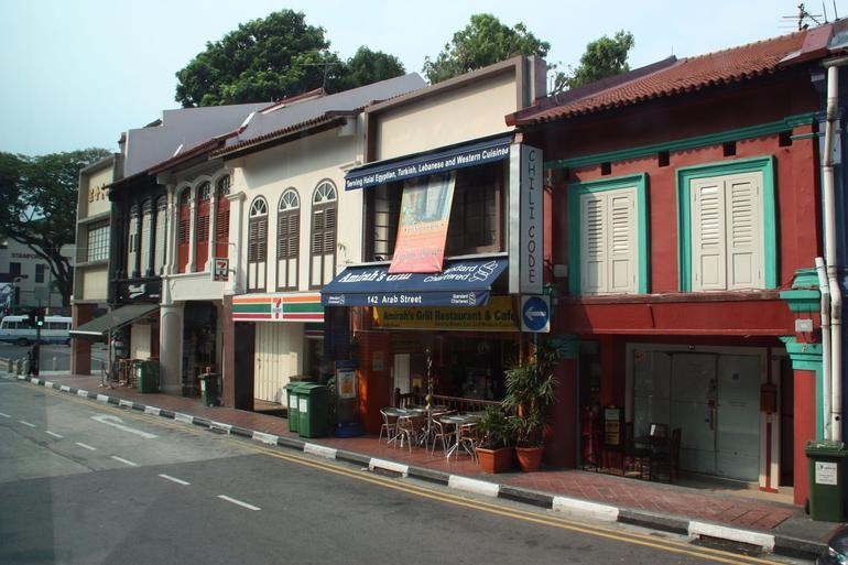 Near Arab street - Singapore