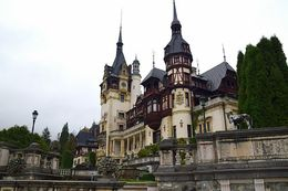 A beautiful photo of the outside of the castle. The inside is one of the most amazing castles I have seen architecturally and in terms of craftsmanship by handmade custom furniture. The amount of..., Winter F - December 2015