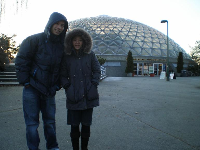 Queen Elizabeth Park and the Conservatory - Vancouver