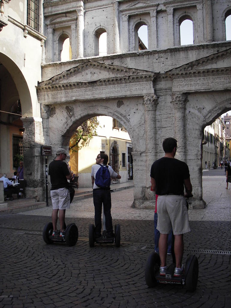 Verona Segway Tour photo 13