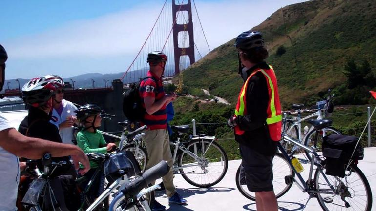 SF Bike Tour - San Francisco