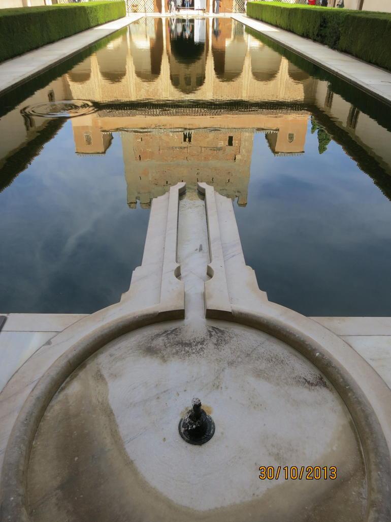 Spejl af fortiden - Granada