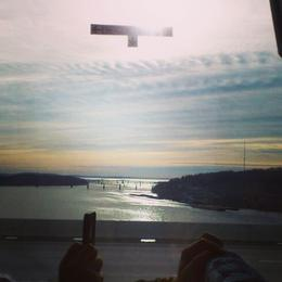 Passing the beautifuly Susquehanna River on the way from NYC to Washington DC , Snoka61 - January 2015