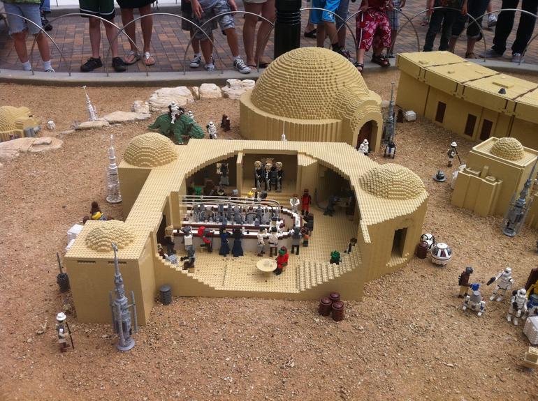 Tatooine - San Diego