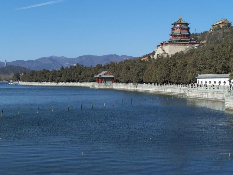The Summer Palace - Beijing