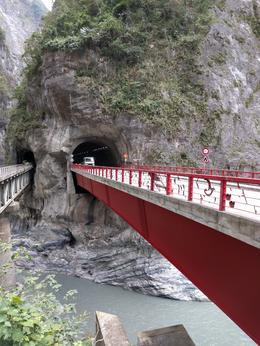 Taroko Gorge was spectacular. , Ryan Stephen S - December 2016