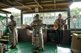 river cruise entertainers , LUZCEL T - January 2017