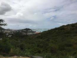 View toward Marigot , Patrick T - February 2017