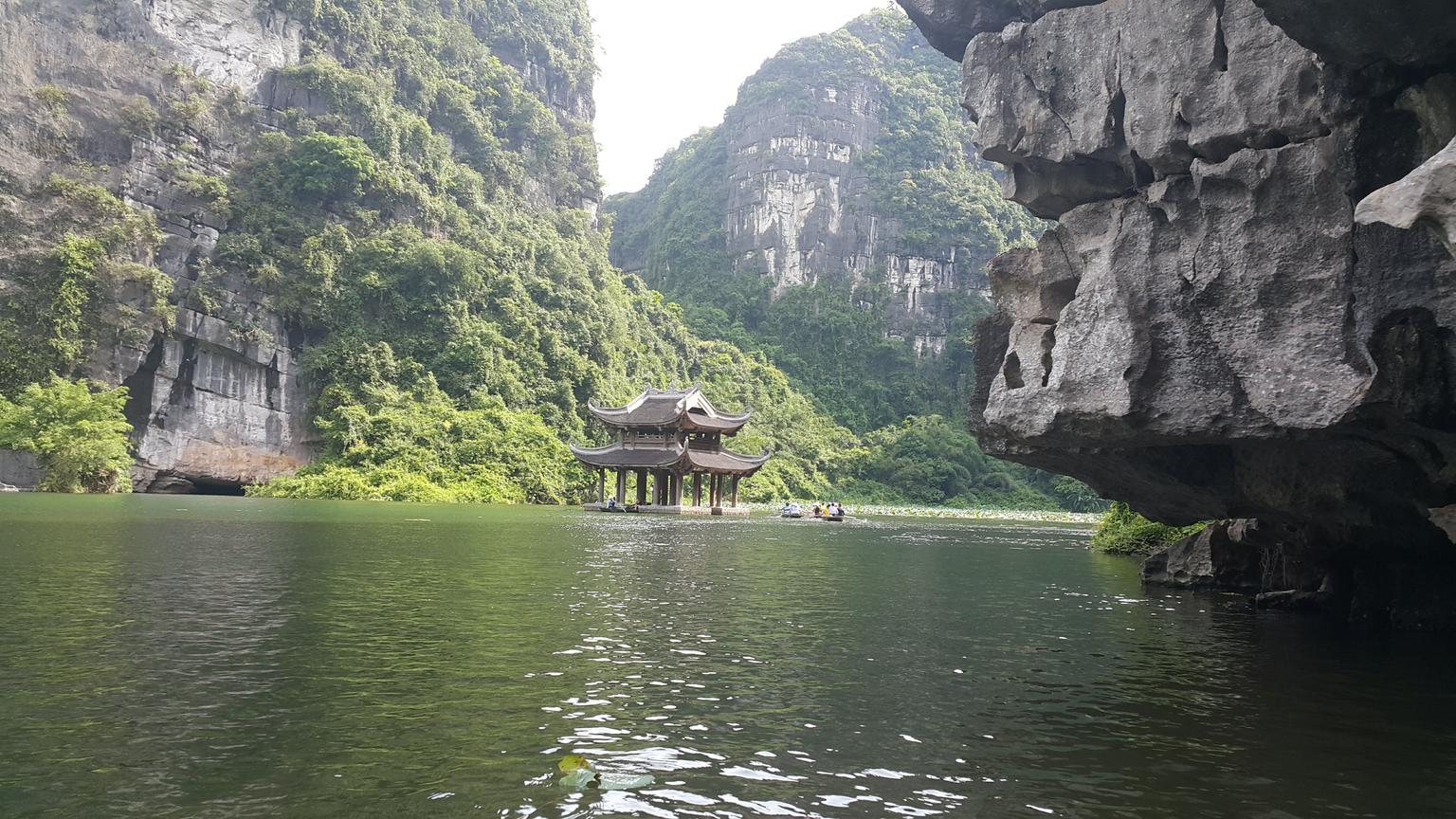 MÁS FOTOS, Día completo en la Pagoda Bai Dinh y Trang An desde Hanoi