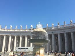 St. Peter's Square , Jessica H - July 2017