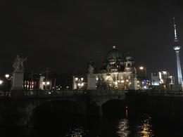 Berliner Dom after the tour the tour ends just outside the Dom , Jeovany Z - January 2018