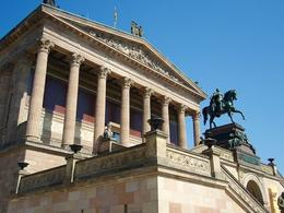One of the museums on Museum Island. , Lizzan - August 2014