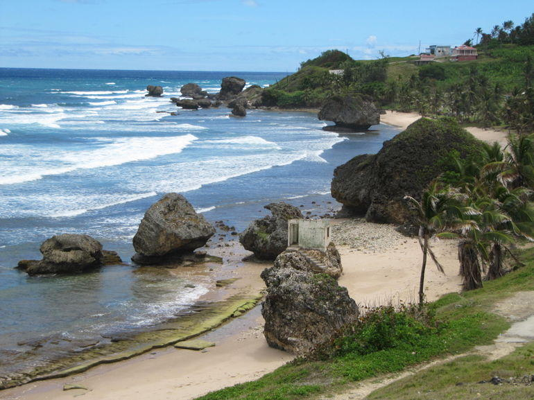 Barbados Coast - Caribbean