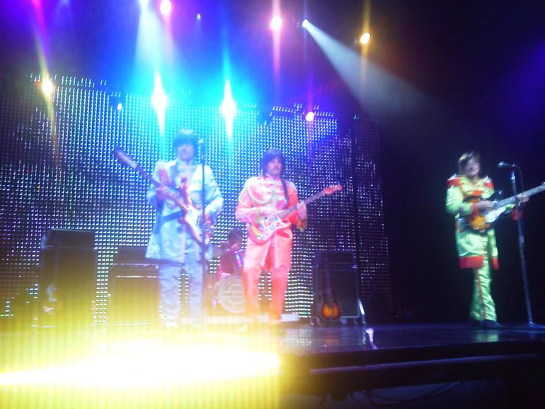 Beatles - Las Vegas
