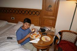 We missed the breakfast and were served breakfast in our room. That was very caring gesture towards the guests., Daneshver B - August 2010
