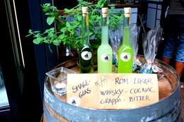 Locally produced liquor - September 2013