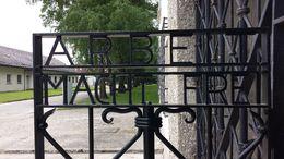Dachau Gate , John A - September 2015
