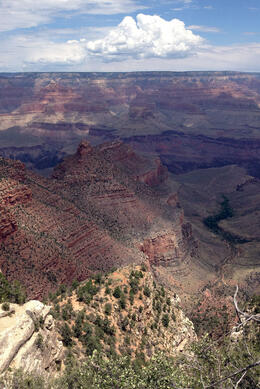 Grand Canyon, Jules & Brock - August 2012