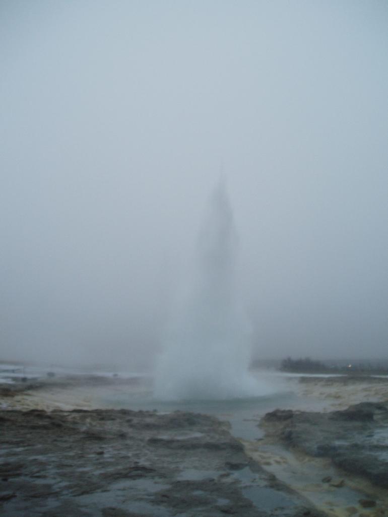 Geysir - Reykjavik