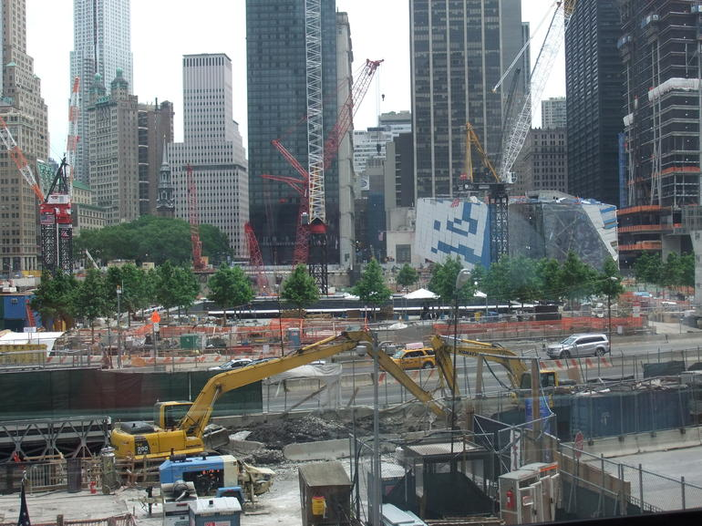 Ground Zero - New York City