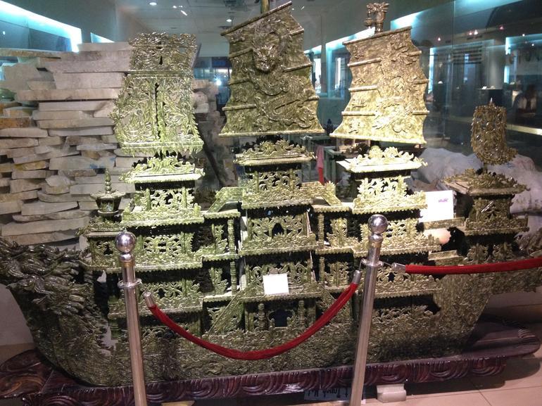 Jade ship - Beijing