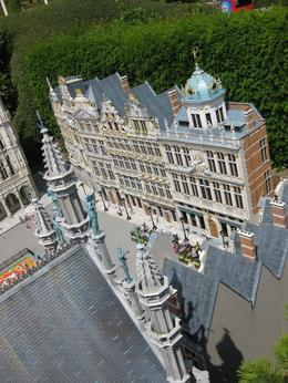 Brussels' Grand Place. - September 2009