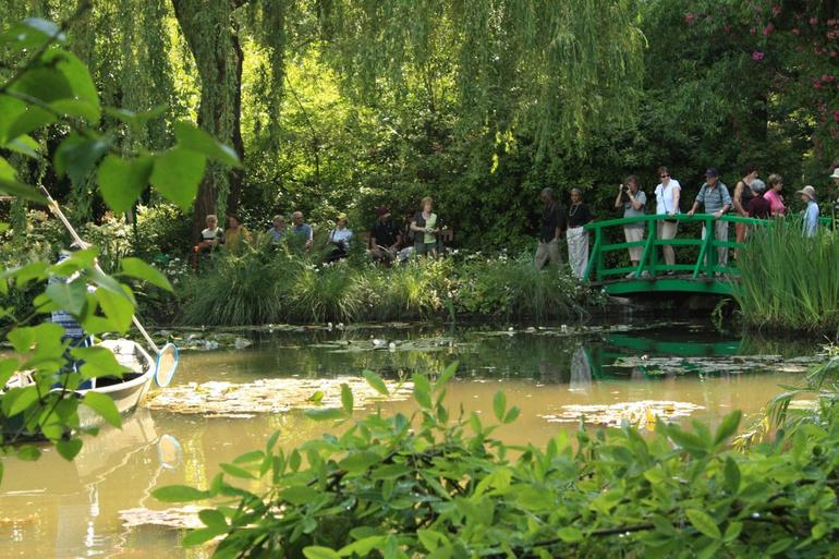 Monet's Garden - Paris