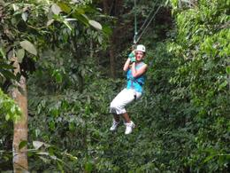 Ocho Rios Zipline - March 2012
