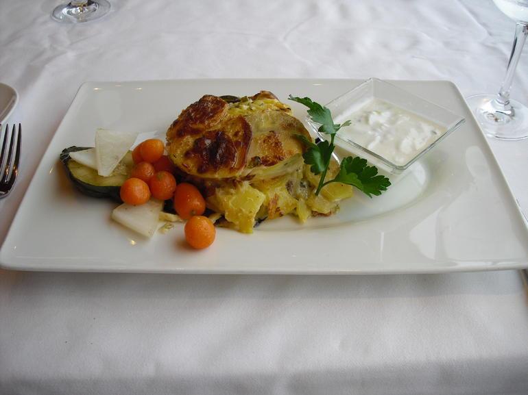 potato quiche - Munich