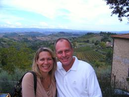 Tuscany in One Day tour: Absolutely lovely!, Monica D - October 2009