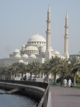 Sharjah City, Anne S - July 2009