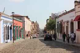 A street in Oaxaca., Bandit - November 2013