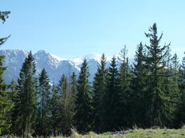 Tatra Mountains, Carpathian Range, Poland - September 2011