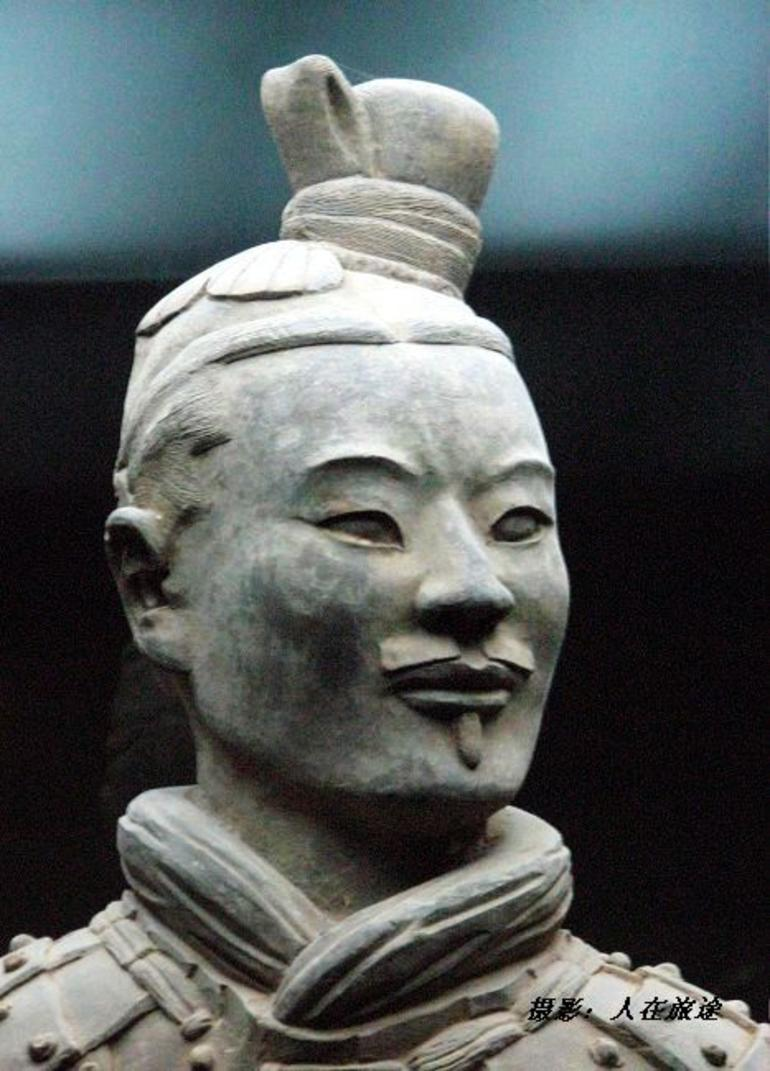 Terracotta Sculpture - Xian